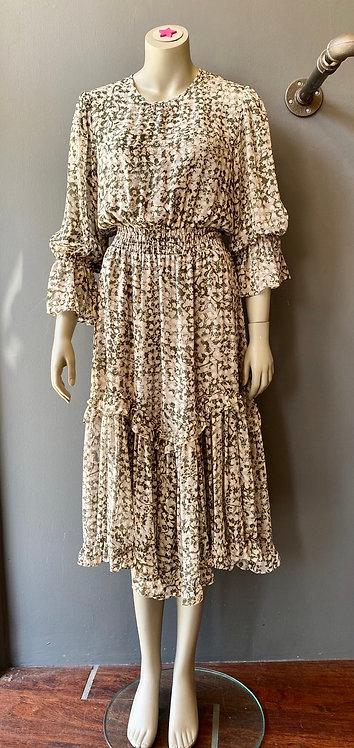 Misa LA Floral Dress