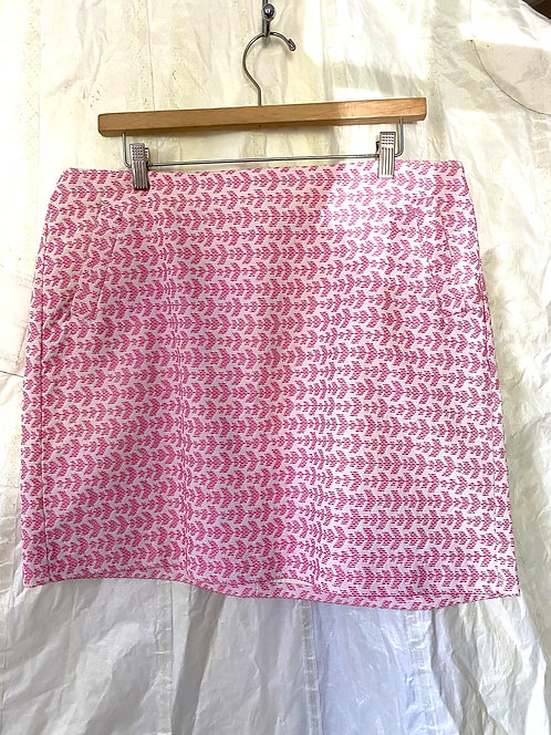 Banana Republic Jacquard Skirt