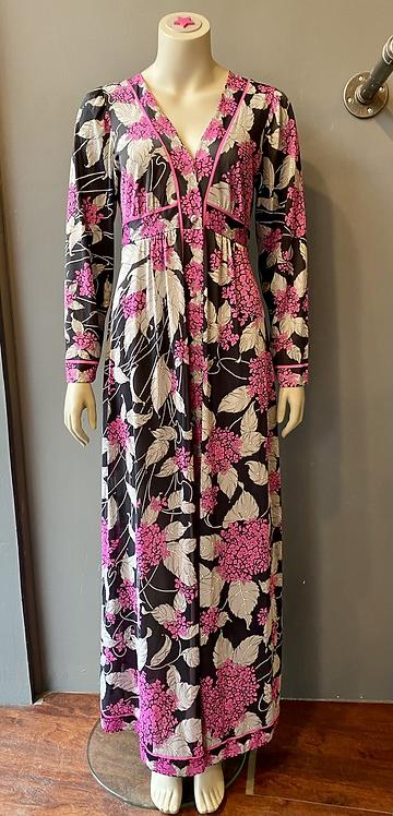 Emilio Pucci Vintage Maxi Dress