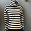 Thumbnail: North Face Striped Turtleneck