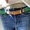 Thumbnail: YSL Vintage Webbing Belt