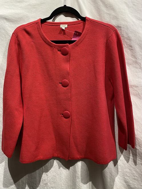 J.Crew Button Cardigan