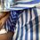 Thumbnail: Talbots Striped Midi Shirtdress
