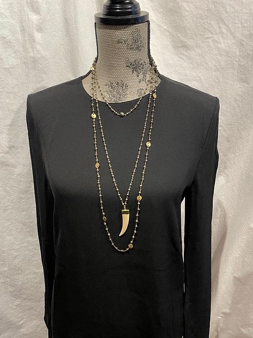 Jennifer Miller Triple Strand Necklace(s)