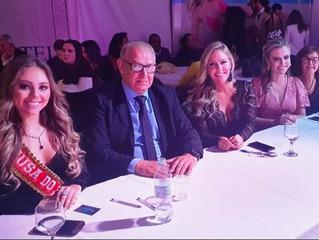 Dra Gabrielle participa como jurada do Miss RS Latina
