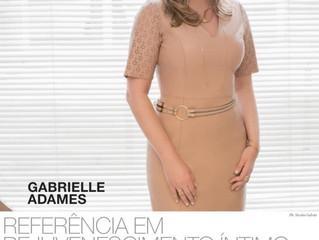 Dra. Gabrielle fala sobre rejuvenescimento íntimo feminina para a Revista Caras