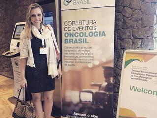 Dra Gabrielle participa de Congresso Internacional de Melanoma