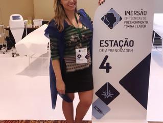 Dra Gabrielle participa de imersão no Rio de Janeiro