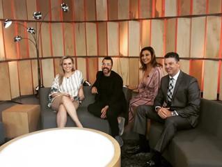 Dra Gabrielle participa de programa na Band TV