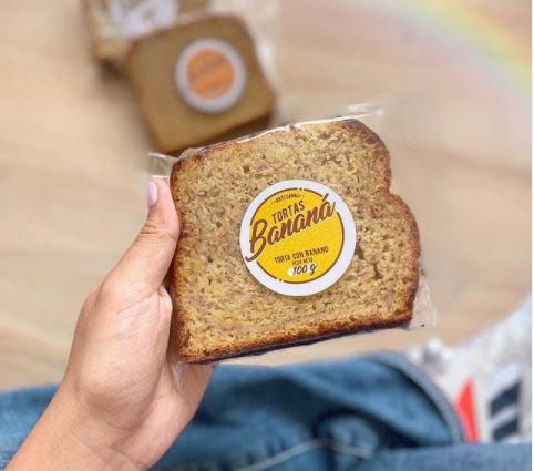 Torta Bananá