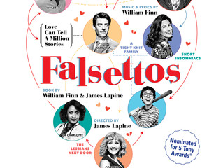 FALSETTOS - In a Theatre Near You!