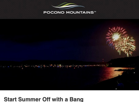 Start Summer Off with a Bang