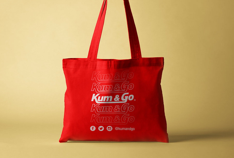Kum & Go Reusable Bag
