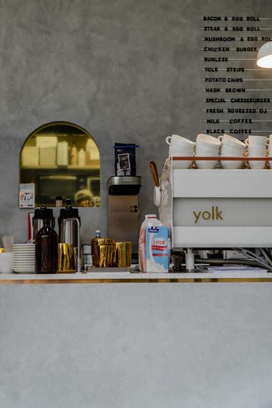 Personal Project - Yolk