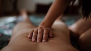 Tantramassage für Männer
