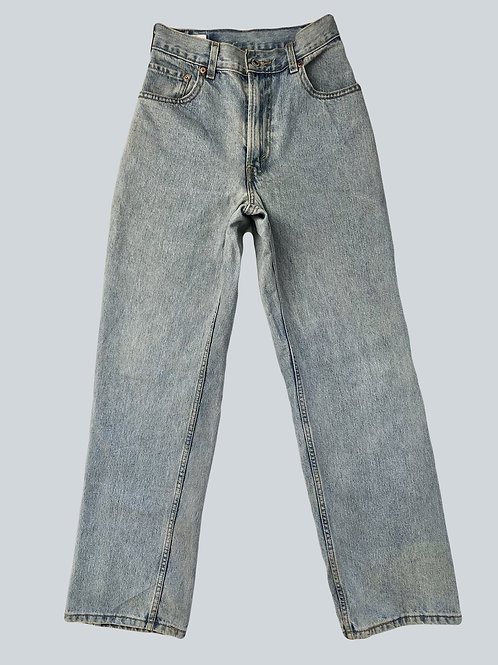 """Reconstructed Vintage Levi's 550 (27"""")"""