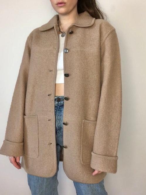 Wool 'light' jacket (XS-M)