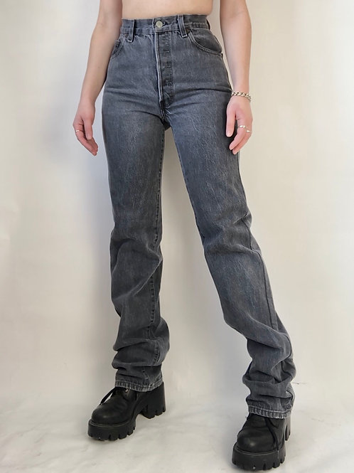 """Reconstructed Vintage Levi's 501 (26"""")"""