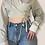 Thumbnail: Re-Designed Wrap Blouse (S-M-L)
