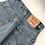 "Thumbnail: Reconstructed Vintage levi's 550 (27"")"