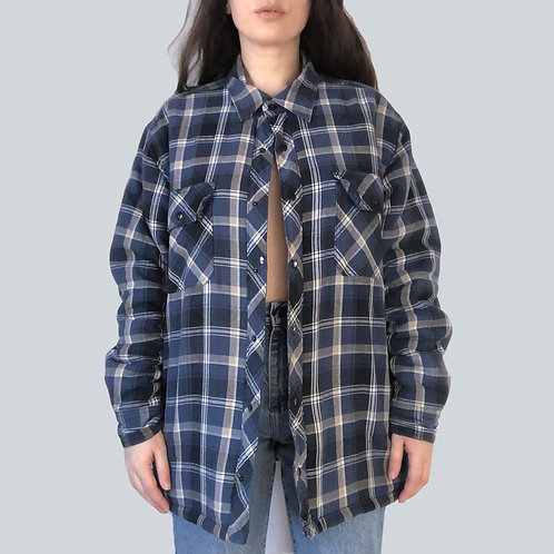 Flannel Jacket with lining
