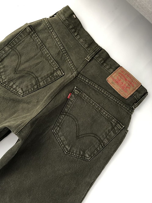 """Reconstructed Vintage Levi's 550s (29"""")"""