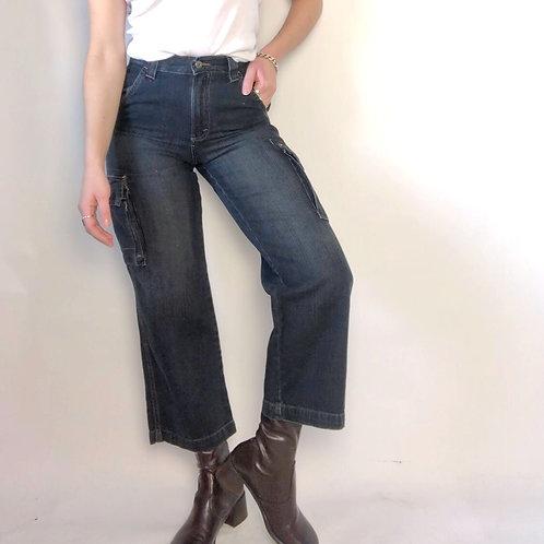 Wrangler cargo jeans