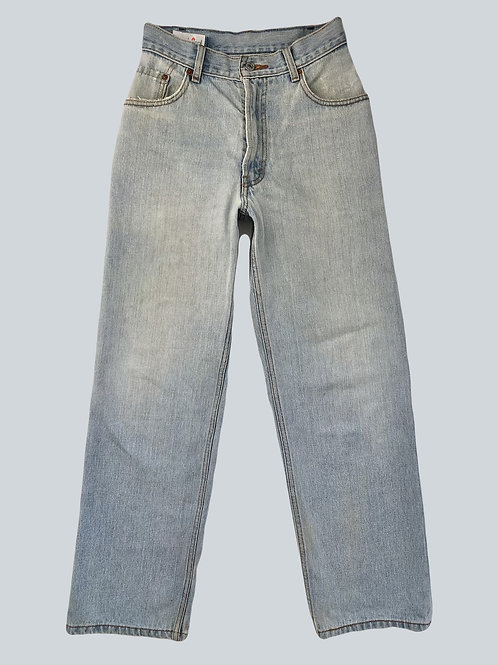 """Reconstructed Levi's 550 (28"""")"""