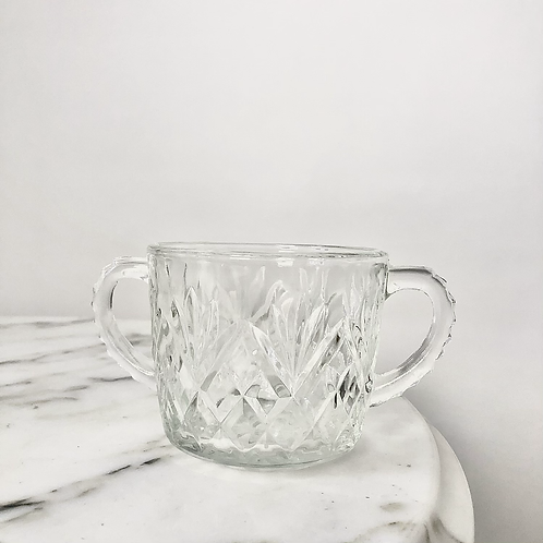 Crystal Coffee / Tea cup