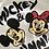 Thumbnail: Vintage Mickey and Minnie Crewneck
