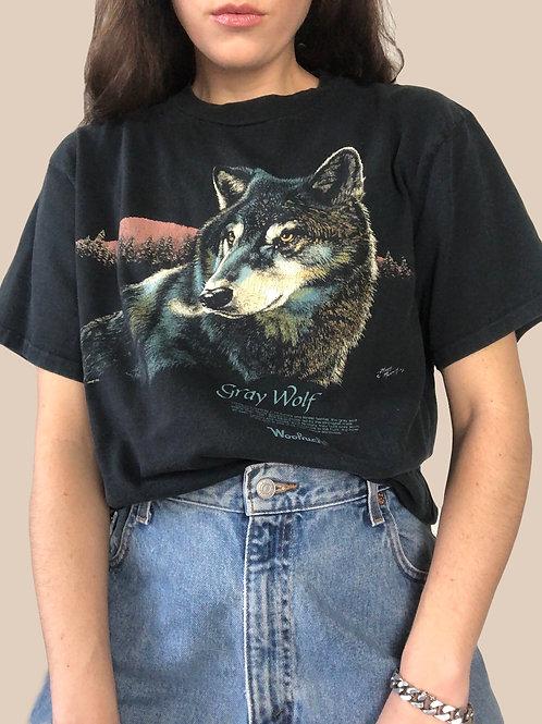 Woolrich wolf tee (XS-L)