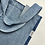 Thumbnail: Two tone Recycled denim tote