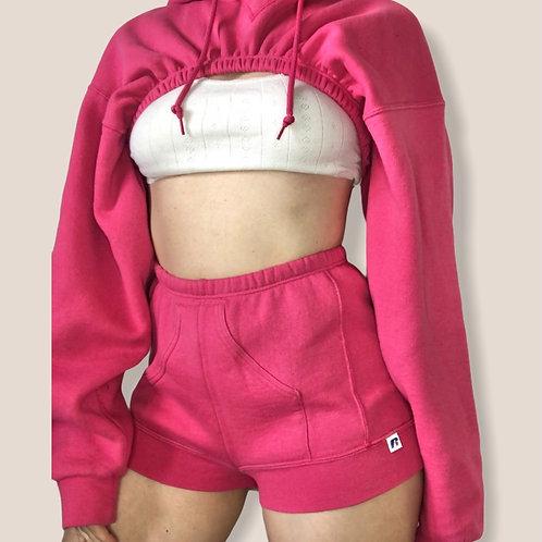Re-designed Russell hoodie set