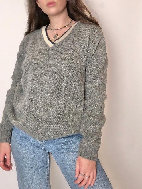 College style sweater (XS-L)