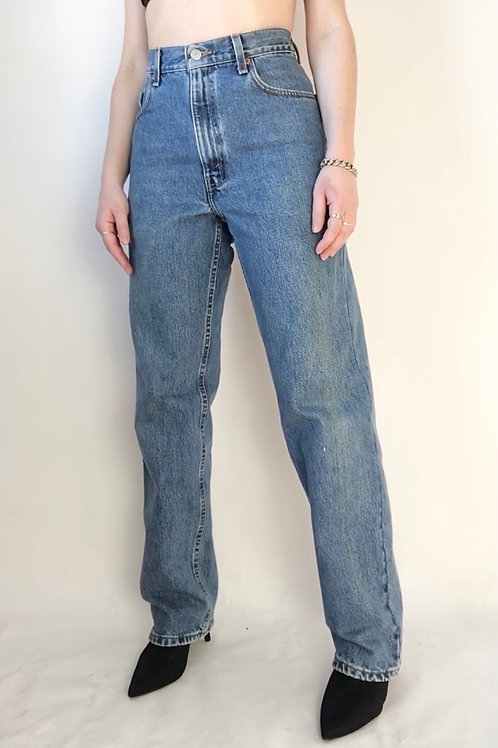 """Reconstructed Vintage Levi's 550 (28"""")"""