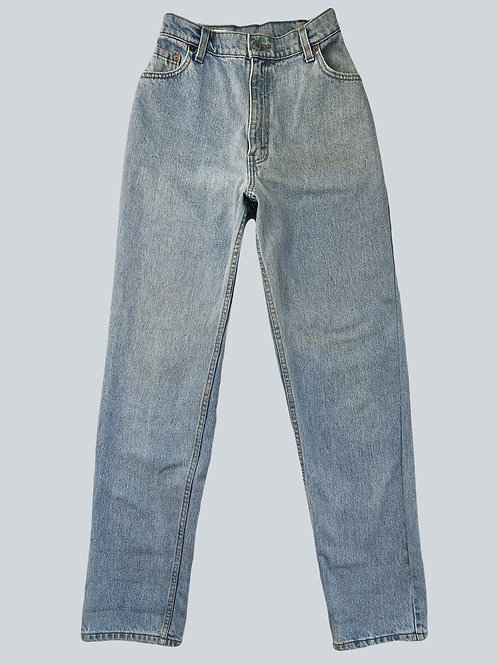 """Reconstructed Vintage Levi's 550 (26"""")"""