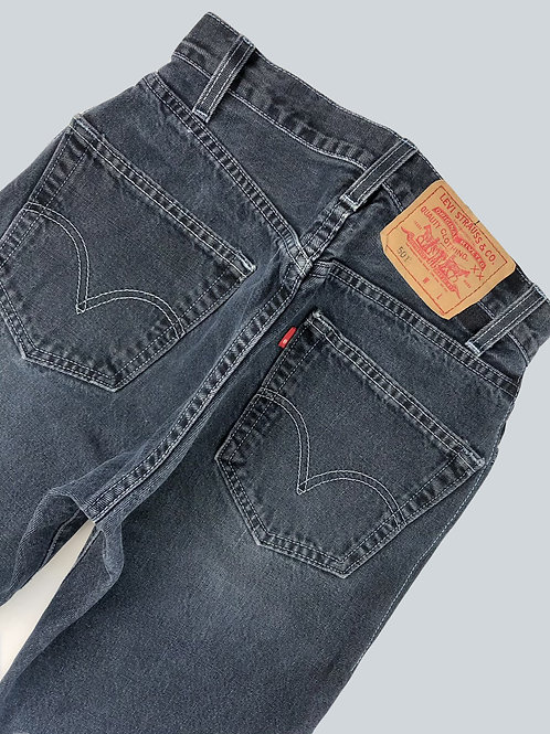 """Reconstructed Levi's 501 (28"""")"""