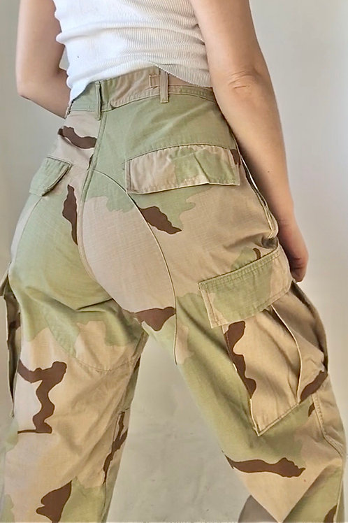 """Authentic army camo Pants (27""""-30"""""""