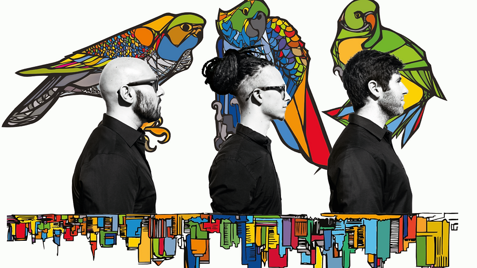 Philippe Lemm Trio - City Birds