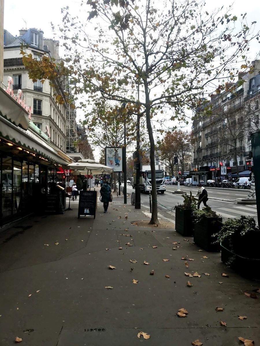 A Trip Into Paris