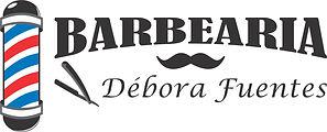 Logomarca Parceiro Barbearia Déboa Fuentes