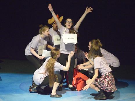 BrokenMirrorshow - Teens N Theater - 2016
