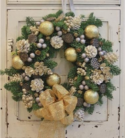 Luxury Christmas Wreath rental