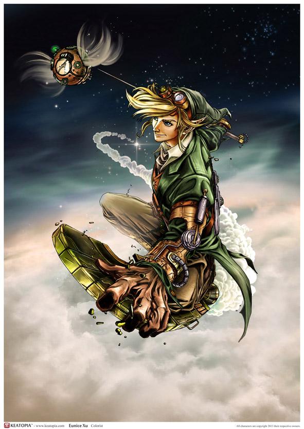 Zelda's Link