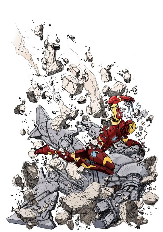 Bleeding Edge Armor