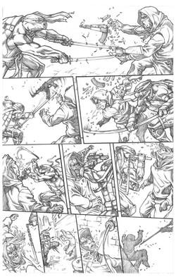 亀忍者 - ページ 3