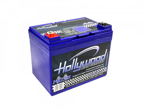 Hollywood HC35 12 Volt AGM