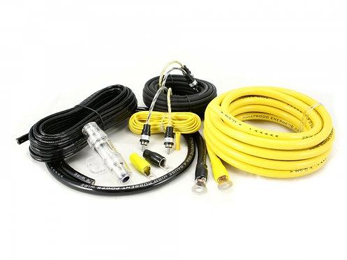 CCA 24 - 2 Kanal 21,4mm² Einbau Kabel KIT - 600 Watt
