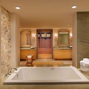 Bathroom/Closet Finishes