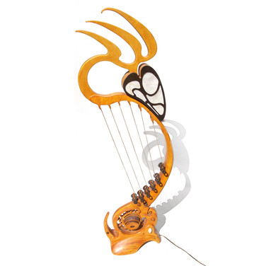 Harpe végétale